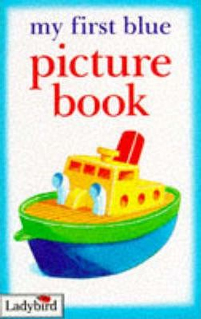 Ladybird / My First Blue Picture Book