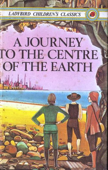 Ladybird / A Journey to the Centre of the Earth (Pre Barcode)