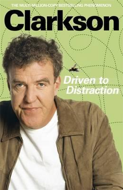 Clarkson, Jeremy / Driven to Distraction (Large Paperback)