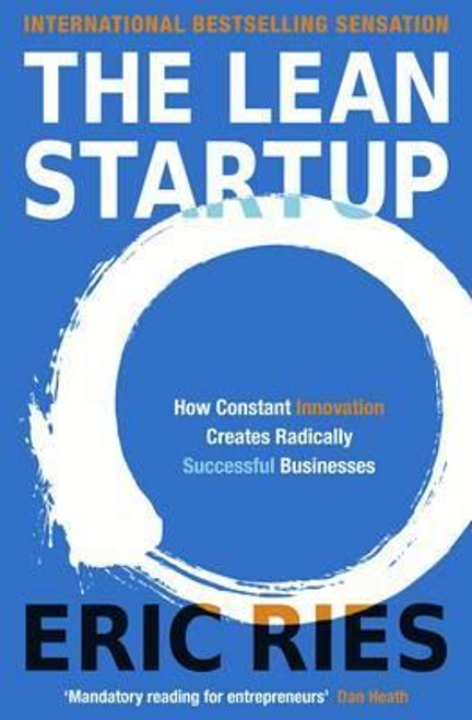 Ries, Eric / The Lean Startup (Large Paperback)