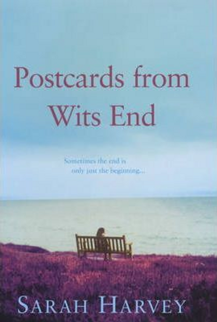 Harvey, Sarah / Postcards from Wits End (Large Paperback)