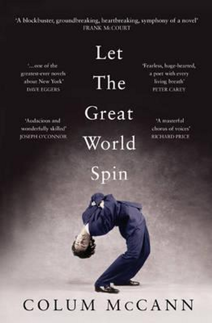 McCann, Colum / Let the Great World Spin (Large Paperback)