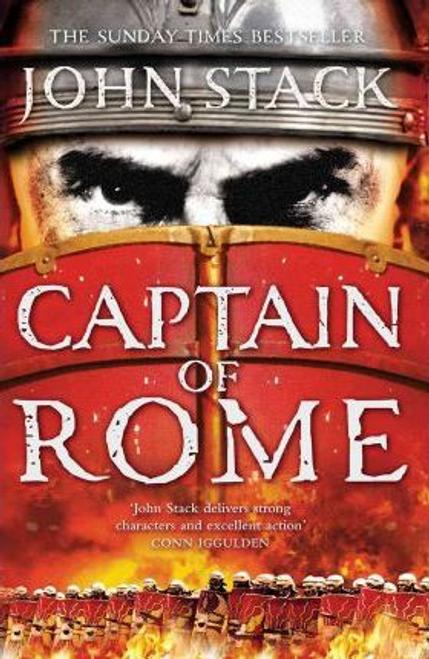 Stack, John / Captain of Rome (Large Paperback)