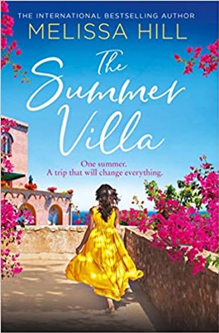 Hill, Melissa / The Summer Villa (Large Paperback)