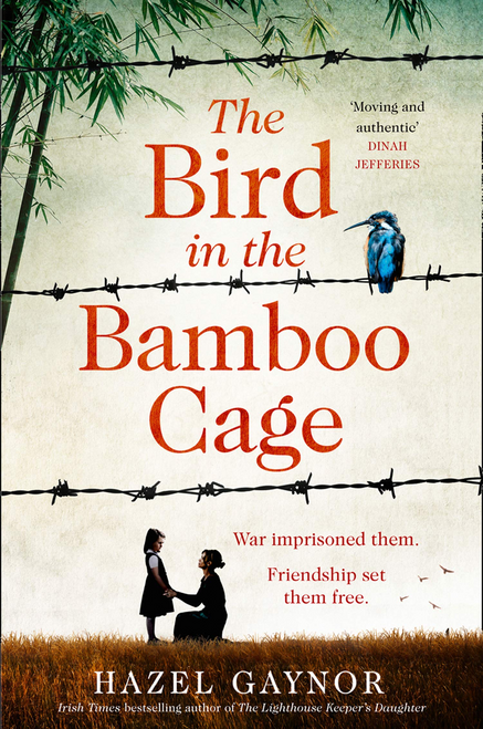 Gaynor, Hazel / The Bird in the Bamboo Cage (Large Paperback)