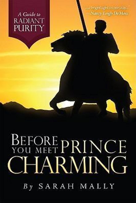 Mally, Sarah / Before You Meet Prince Charming (Large Paperback)