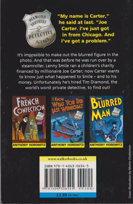 Horowitz, Anthony / The Blurred Man ( Diamond Brothers Books )