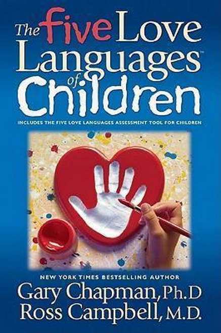 Chapman, Gary / The Five Love Languages of Children (Large Paperback)