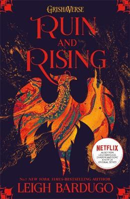 Bardugo, Leigh - Ruin and Rising - PB - BRAND NEW ( Grishaverse) ( Shadow & Bone Trilogy - Book 3 )