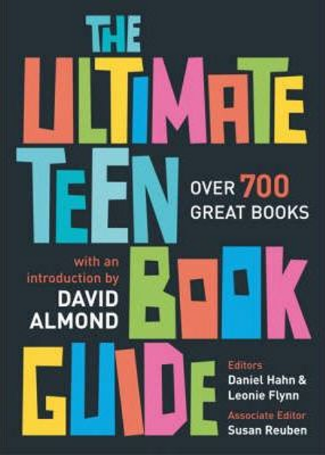 Hahn, Daniel / The Ultimate Teen Book Guide (Large Paperback)