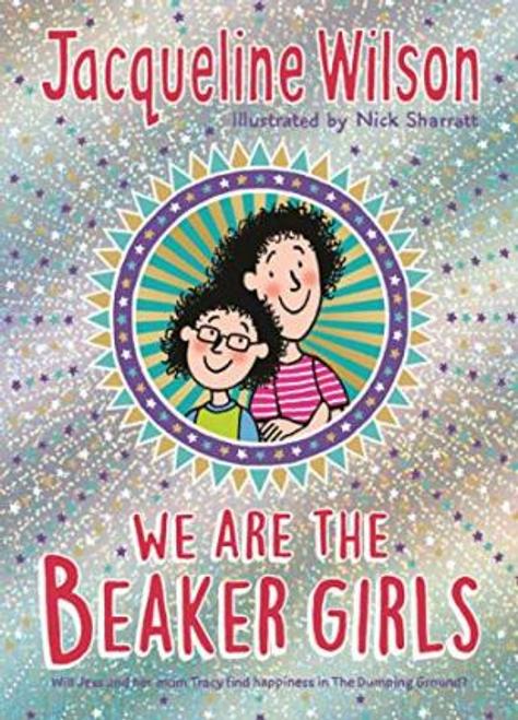Wilson, Jacqueline / We Are The Beaker Girls (Large Paperback)