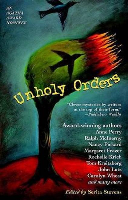 Stevens, Serita / Unholy Orders (Large Paperback)