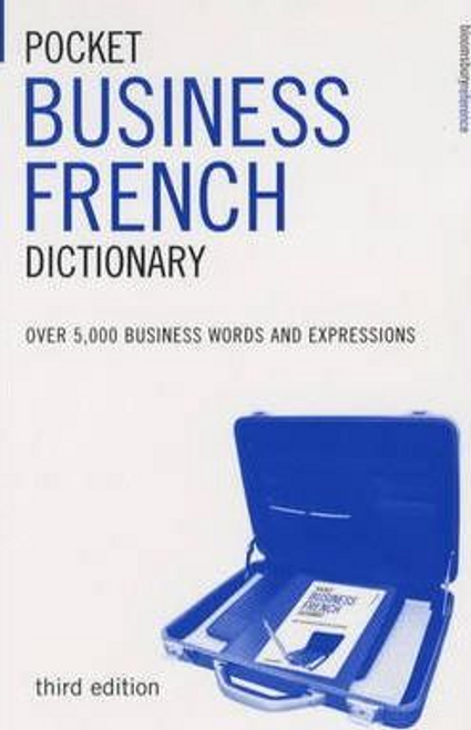 Collin, P. H. / Pocket Business French Dictionary