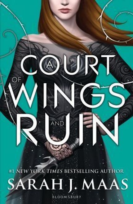 Maas, Sarah J. / A Court of Wings and Ruin
