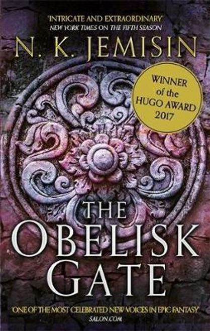 Jemisin, N. K. / The Obelisk Gate: The Broken Earth, Book 2