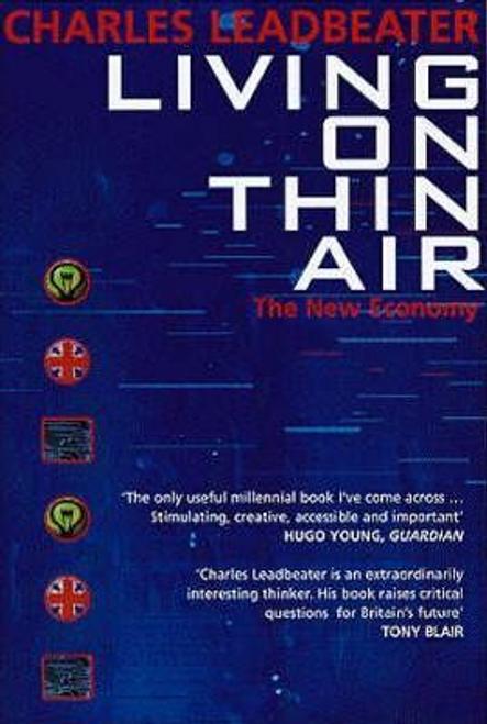 Leadbeater, Charles / Living on Thin Air
