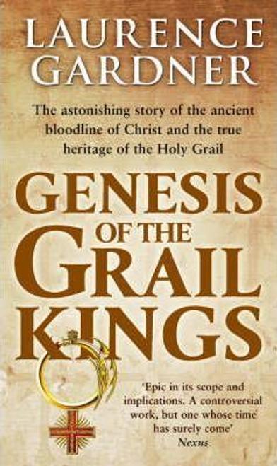 Gardner, Lauren / Genesis Of The Grail Kings