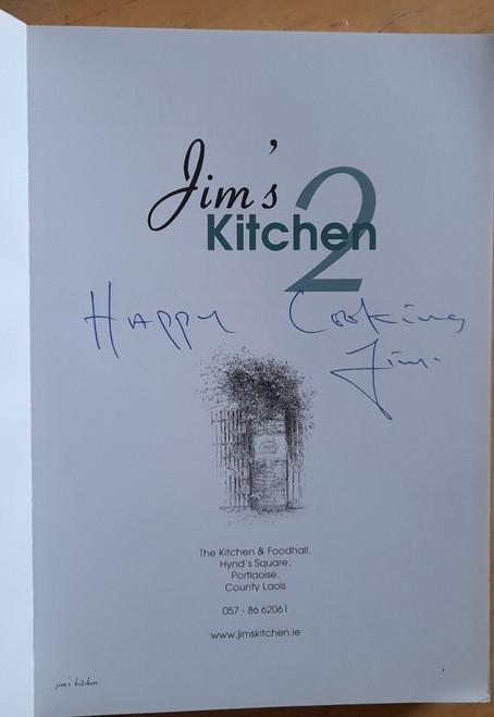 Tynan, Jim - Jim's Kitchen 2 - SIGNED - PB - 2010 - Portlaoise