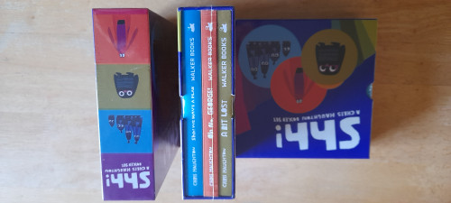 Haughton, Chris - Shh! : A Chris Haughton Box Set -Slipcased & Sealed : Oh No! George, A Bit Lost, Shh! We Have a Plan