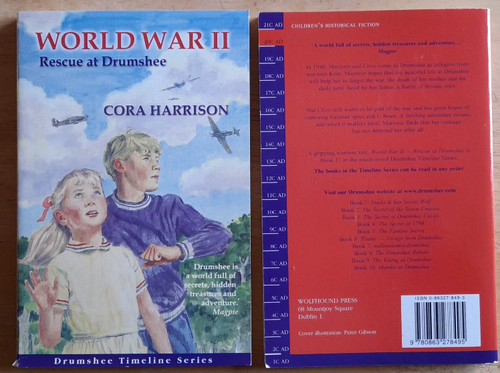 Harrison, Cora - World War II : Rescue at Drumshee ( Drumshee Timeline Series - Book 11)