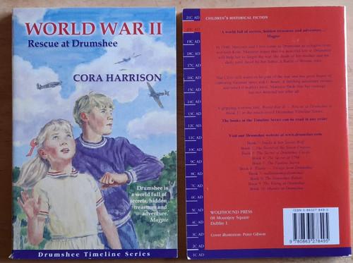 Harrison, Cora - World War II : Rescue at Drumshee ( Drumshee Timeline Series - Book 11)