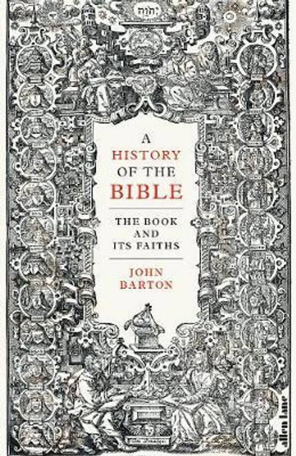 Barton, John / A History of the Bible (Hardback)