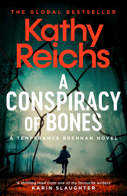 Reichs, Kathy / A Conspiracy of Bones (Large Paperback)