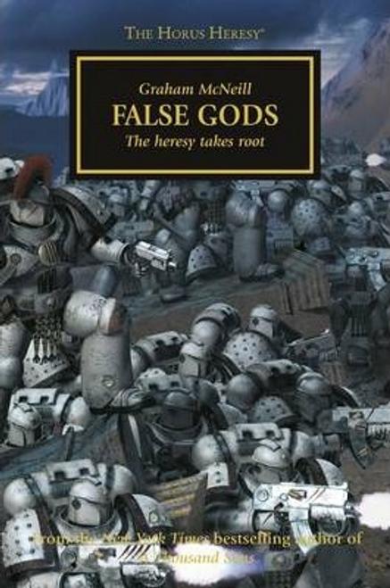McNeill, Graham / False Gods (Large Paperback)