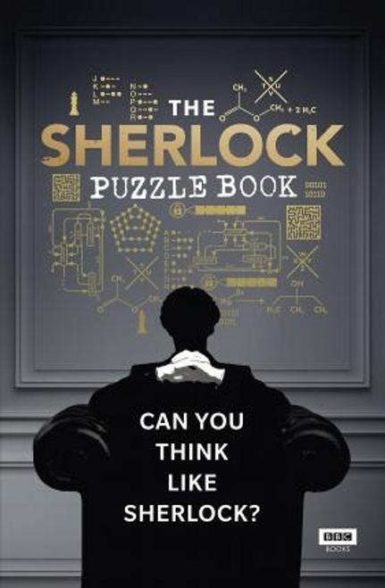 Maslanka, Christopher / The Sherlock: The Puzzle Book (Large Paperback)