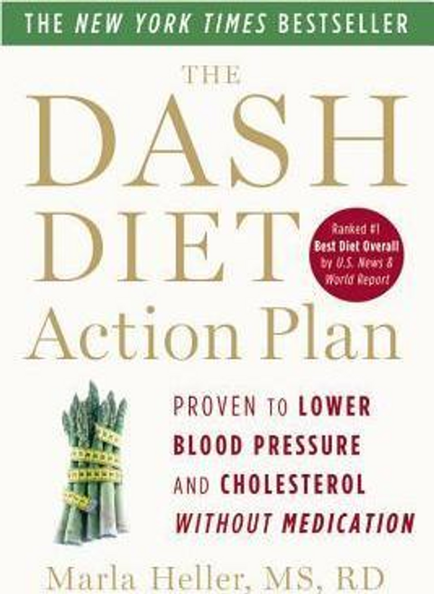 Heller, Marla / The Dash Diet Action Plan (Large Paperback)