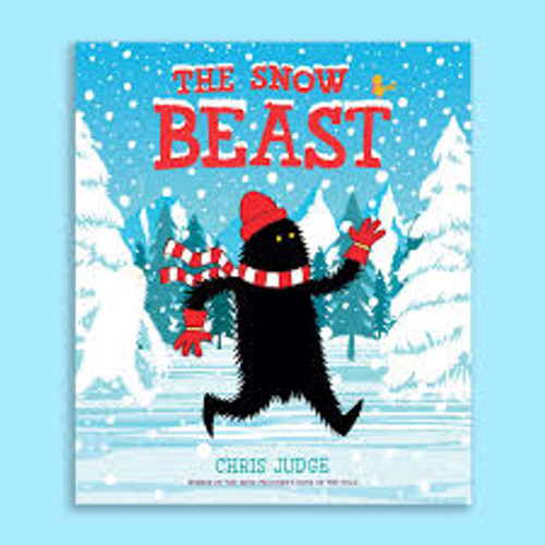 Judge, Chris - 5 Book Illustrated Picture Book - PACK - SEALED - The Lonely Beast, The Brave Beast, The Snow Beast, Tin, The Great Explorer - BRAND NEW