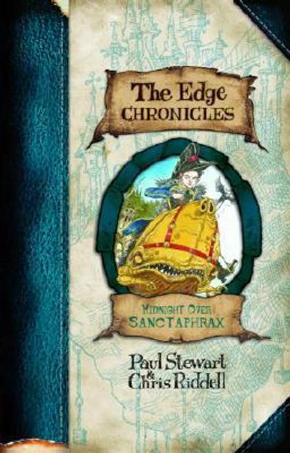 Stewart, Paul / The Edge Chronicles 3: Midnight Over Sanctaphrax (Hardback)
