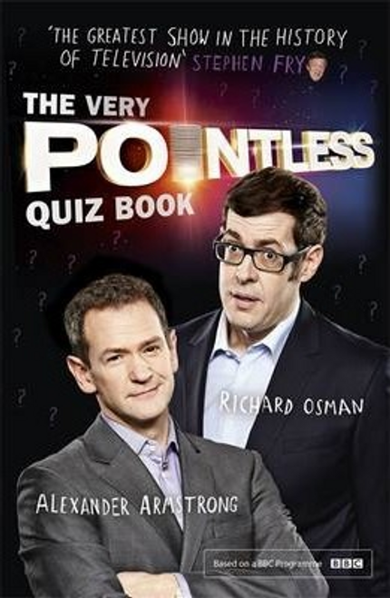 Armstrong, Alexander / The Very Pointless Quiz Book (Hardback)
