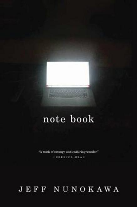 Nunokawa, Jeff / Note Book (Hardback)