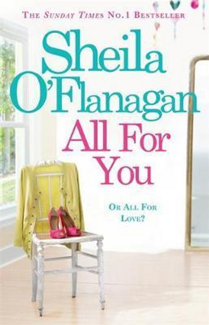 OFlanagan, Sheila / All For You (Hardback)