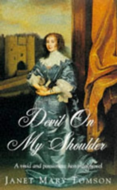 Tomson, Janet Mary / Devil On My Shoulder (Hardback)