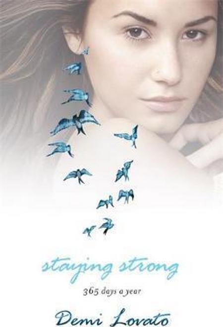 Lovato, Demi / Staying Strong (Hardback)