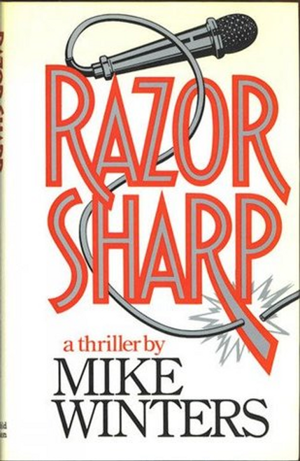 Winters, Mike / Razor Sharp (Hardback)