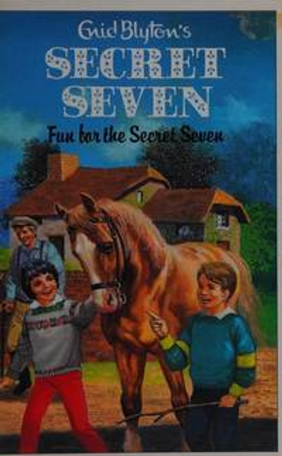 Blyton, Enid / Fun For The Secret Seven (Hardback)