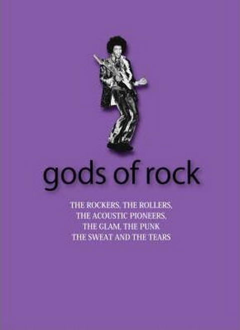 Fitzpatrick, Robert / Gods of Rock (Hardback)