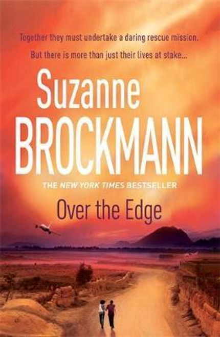 Brockmann, Suzanne / Over the Edge (Large Paperback)