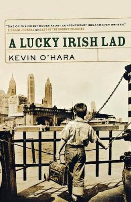 OHara, Kevin / A Lucky Irish Lad (Large Paperback)
