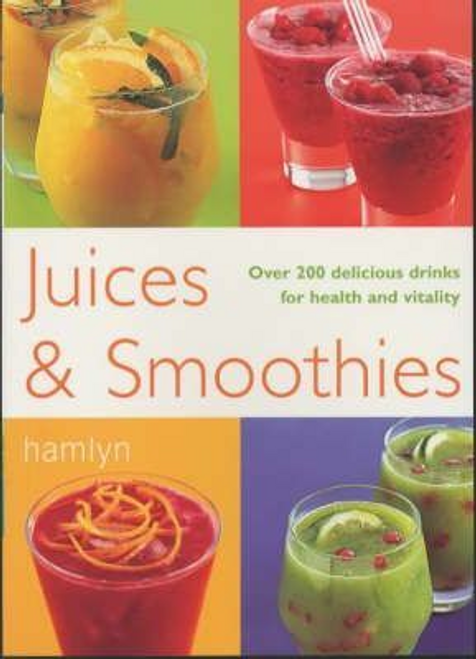 Cross, Amanda / Juices and Smoothies (Large Paperback)