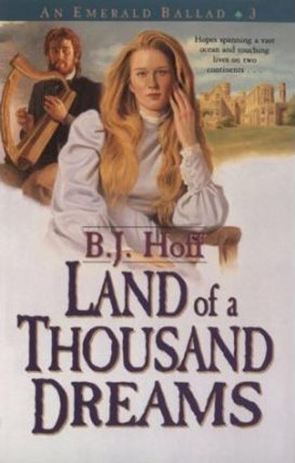 Hoff, B. J. / Land of a Thousand Dreams (Large Paperback)