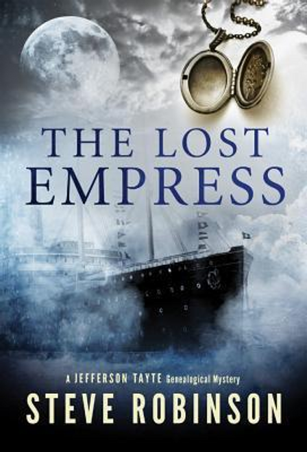 Robinson, Steve / The Lost Empress (Large Paperback)