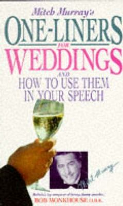 Murray, Mitch / One-liners for Weddings (Large Paperback)