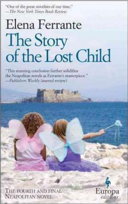 Ferrante, Elena / The Story Of The Lost Child (Large Paperback)