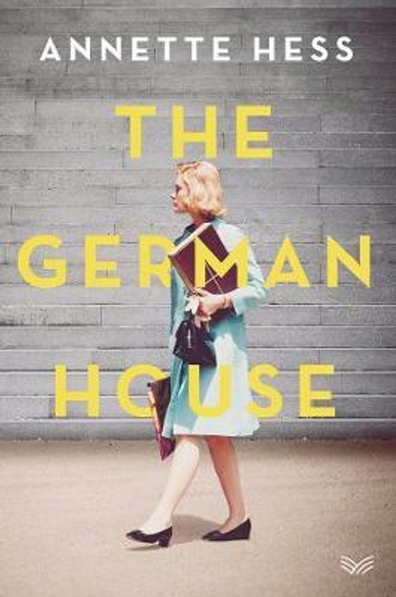 Hess, Annette / The German House (Large Paperback)