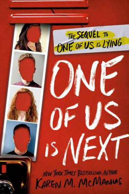 McManus, Karen M. / One of Us Is Next (Large Paperback)