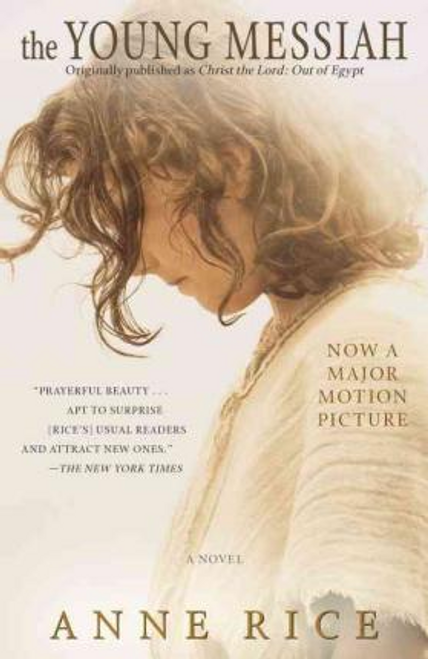 Rice, Anne / The Young Messiah (Large Paperback)